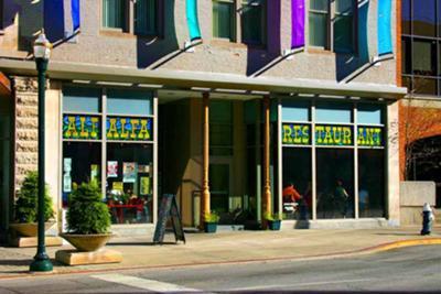 Alfalfa Organic Restaurant