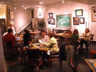 Eden Alley Organic Restaurant