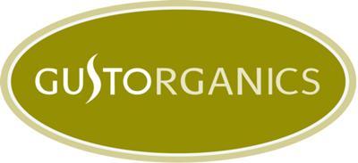 The Gustorganics Logo