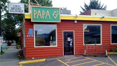 Papa G's Organic Restaurant
