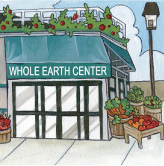Whole Earth Deli and Bakery Cafe