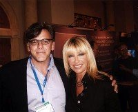 Dr. John Salerno and Suzanne Somers