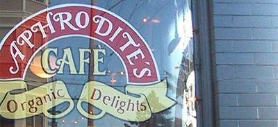 Aphrodite's Organic Cafe & Pie Shop