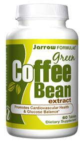 green coffee bean supplement