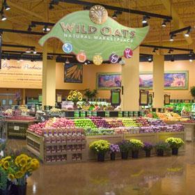 Wild Oats Organic Produce Selection